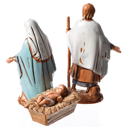 Nativity Scene Holy Family by Moranduzzo 6.5cm 2