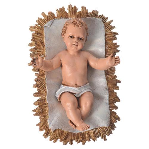 Moranduzzo nativity scene 12cm, 6 pieces 3