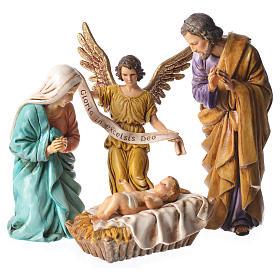 Natividad 13 cm belén Moranduzzo 6 figuras s2