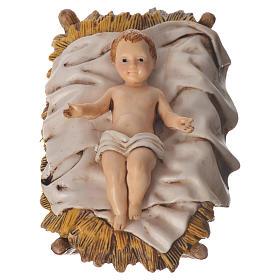 Natividad 13 cm belén Moranduzzo 3 figuras s3