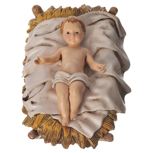 Natividad 13 cm belén Moranduzzo 3 figuras 3