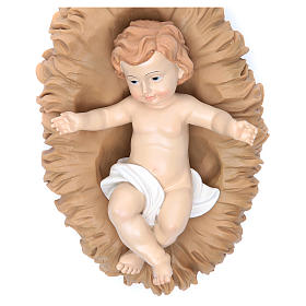 Natividad  resina 50 cm set 3 figuras s4