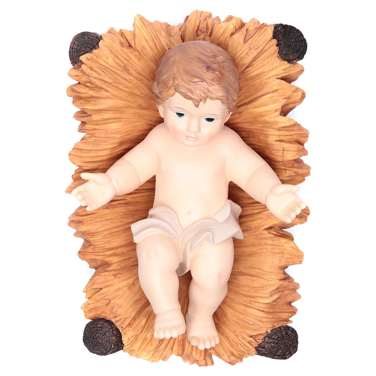 Natividade Resina 100 cm 3 Figuras 3