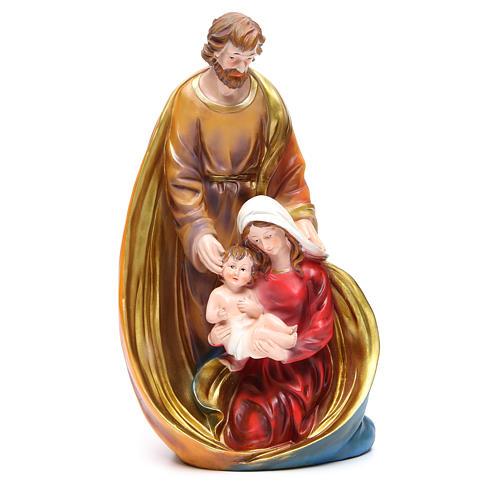 Natividad 39 cm de resina 1