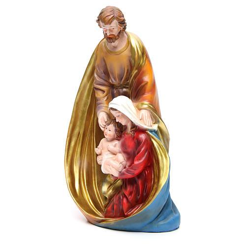 Natividad 39 cm de resina 2