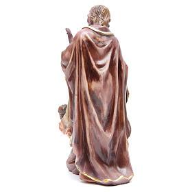 Nativité 30 cm 3 santons résine s3