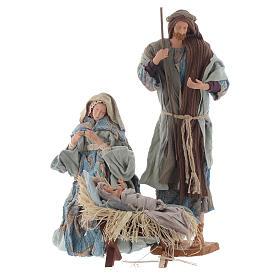 Shabby style Nativity 42cm s2