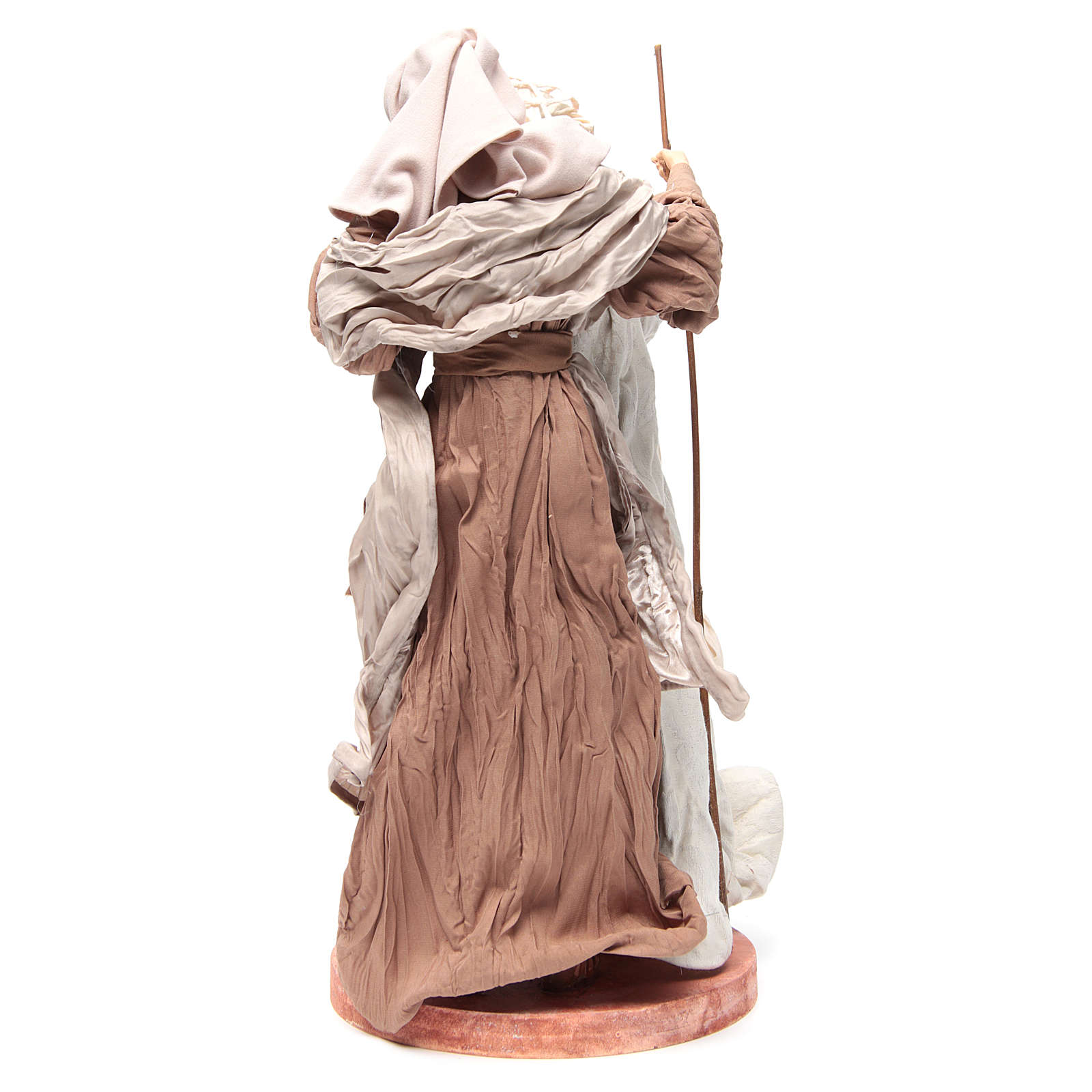 Pearl Nativity on base, 40cm figurines 3