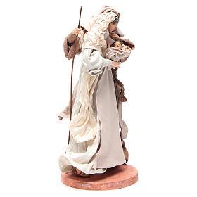 Pearl Nativity on base, 40cm figurines s4
