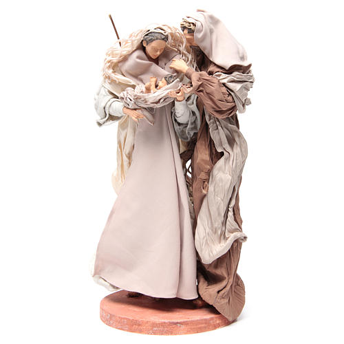 Pearl Nativity on base, 40cm figurines 2