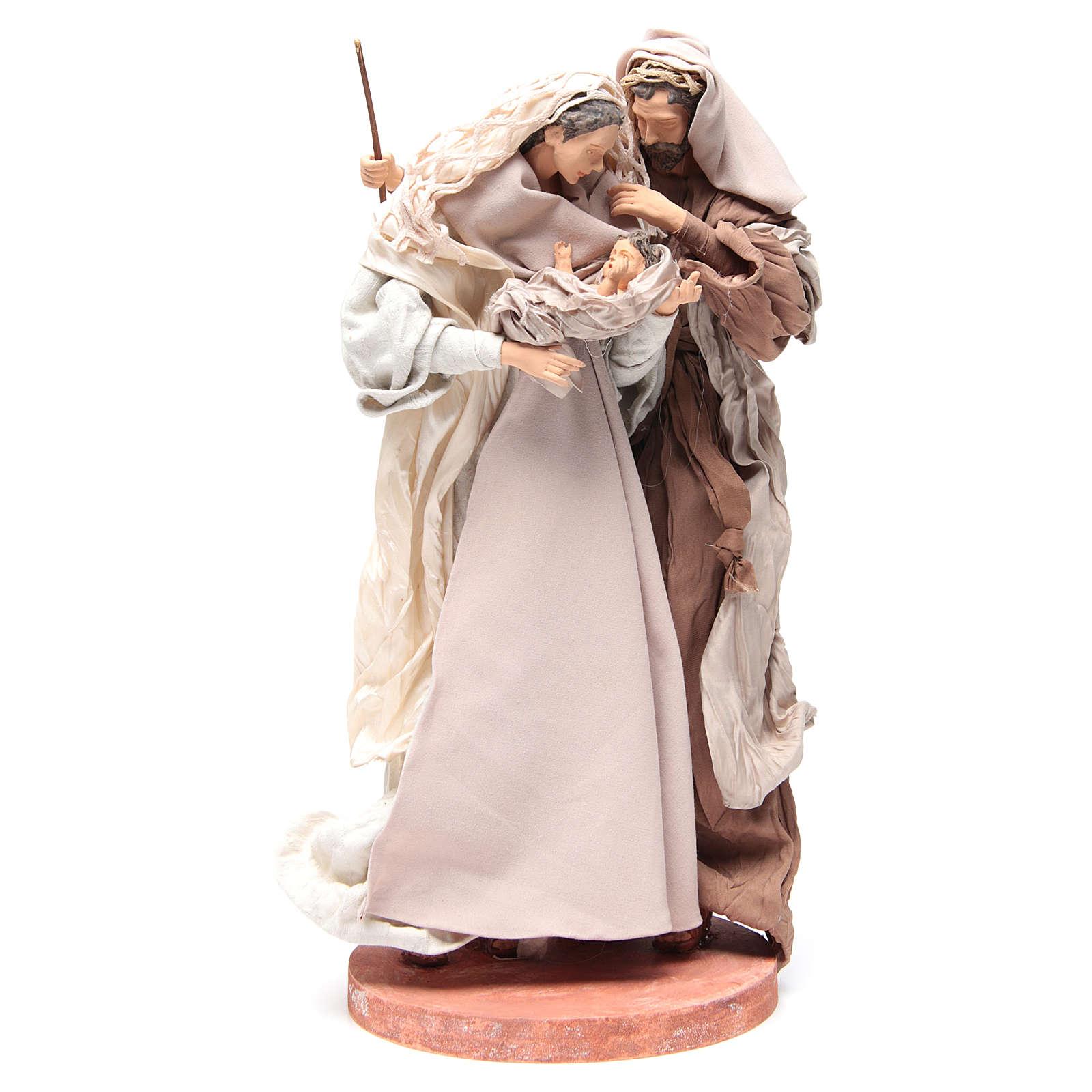 Święta Rodzina z bazą 40cm 3