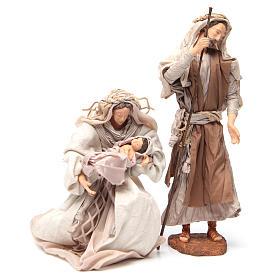 Pearl Nativity, 30cm figurines sitting s2