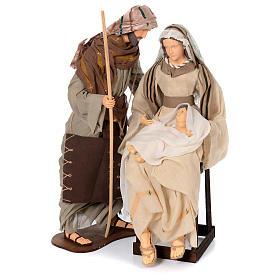 Natividad 80 cm con Maria sentada s1