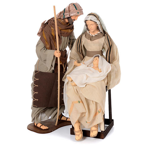 Natividad 80 cm con Maria sentada 1