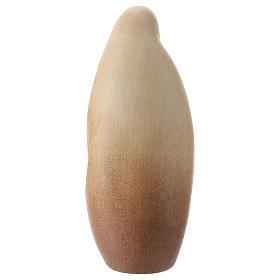 Natività La tenerezza legno acero legno naturale Valgardena s4