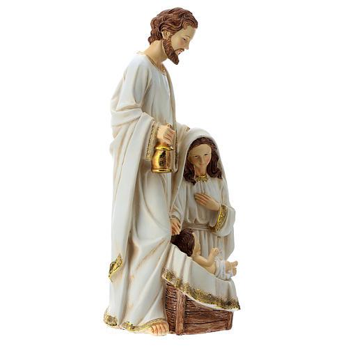Natividad 2 piezas 40 cm acabado Marfil 9