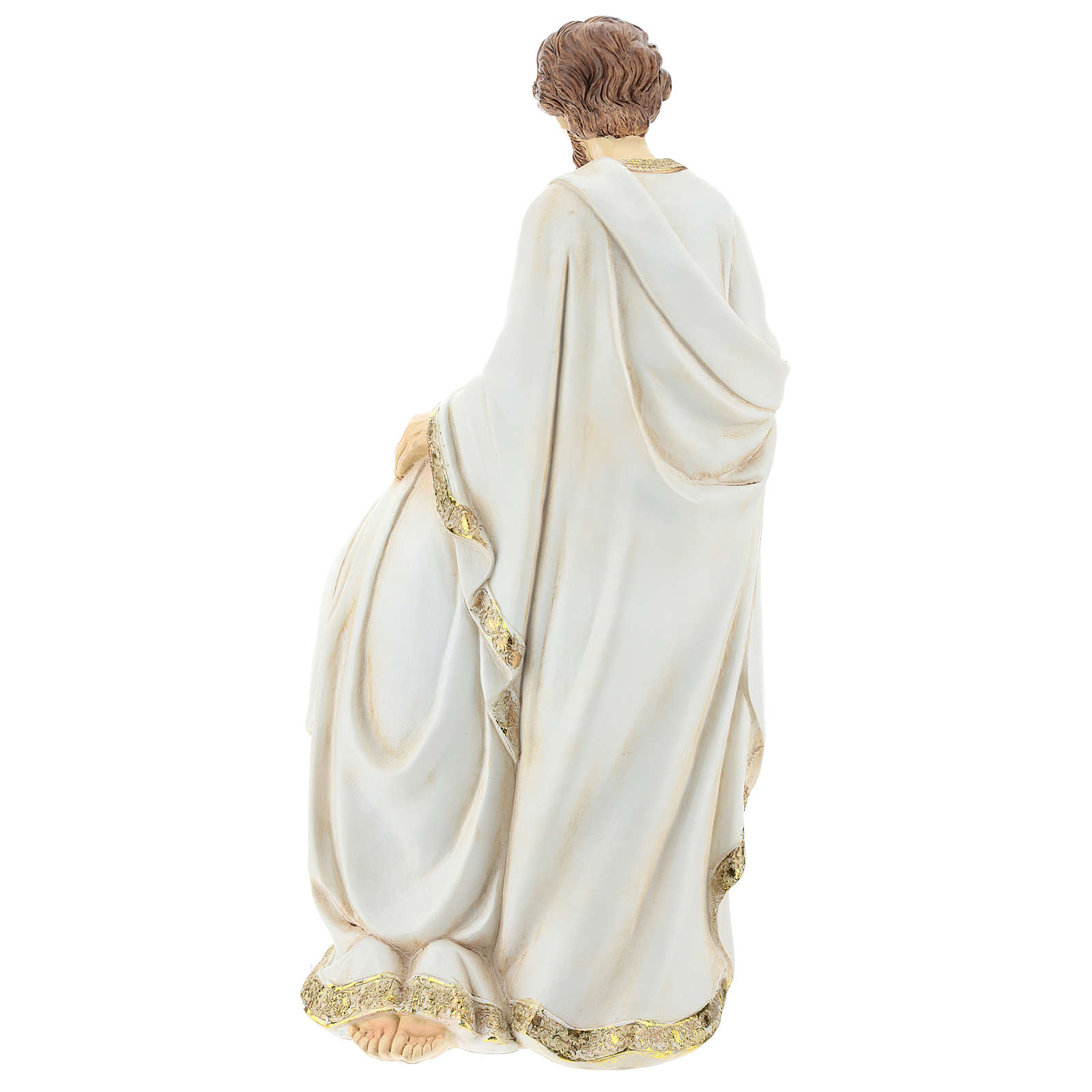 Holy Family 2 pcs 40 cm Ivory finish 3