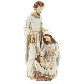 Holy Family 2 pcs 40 cm Ivory finish s1