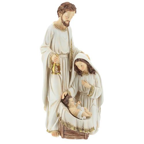 Holy Family 2 pcs 40 cm Ivory finish 1