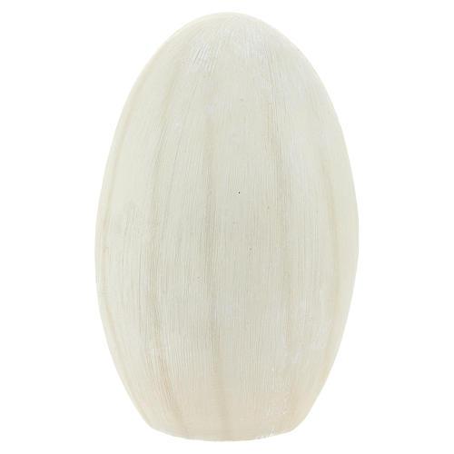 Nativité fond ovale 17 cm résine 5