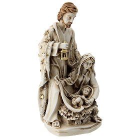Sagrada Familia resina con estrellas 20 cm s3
