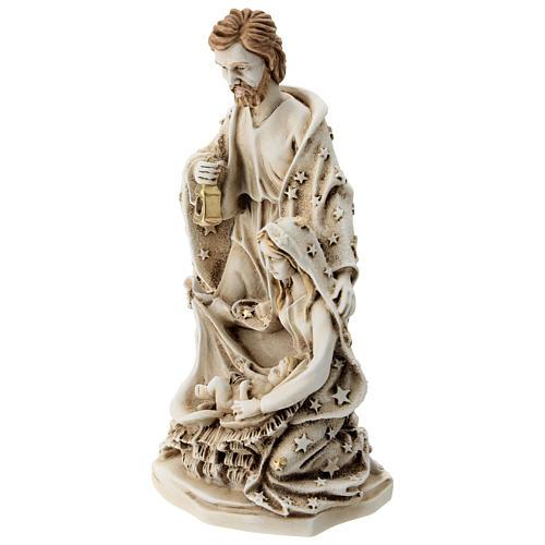 Sagrada Familia resina con estrellas 20 cm 2