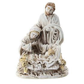 Natividad pintada a mano resina 5 cm s1