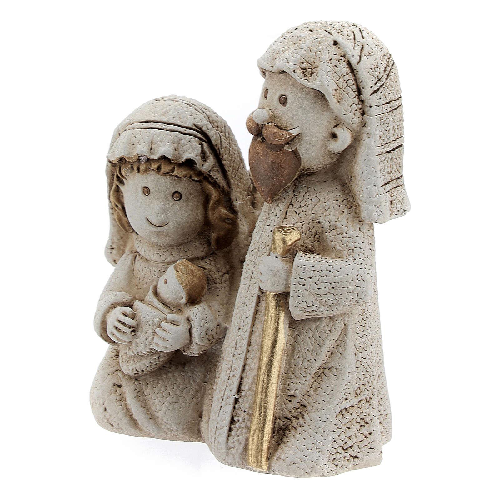 Natividad resina estilo árabe 10 cm 3