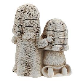 Natividad resina estilo árabe 10 cm s4