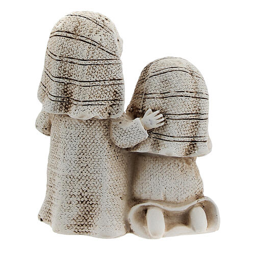 Natividad resina estilo árabe 10 cm 4