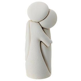 Natividad estilo moderno resina 20 cm s4