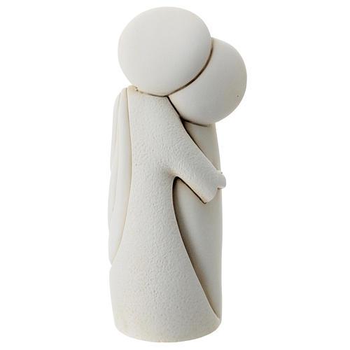 Natividad estilo moderno resina 20 cm 4