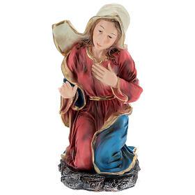 STOCK Narodziny Jezusa 5 części z żywicy malowanej 85 cm s3