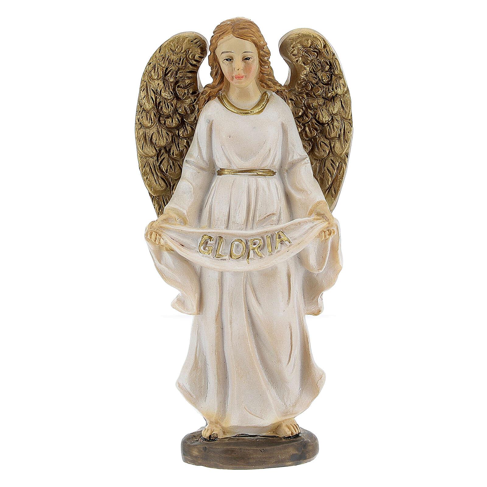 Holy Family statues 6 pcs 12 cm 3