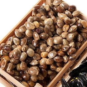 Cajas de fruta pescado para el pesebre pareja de cajas s3