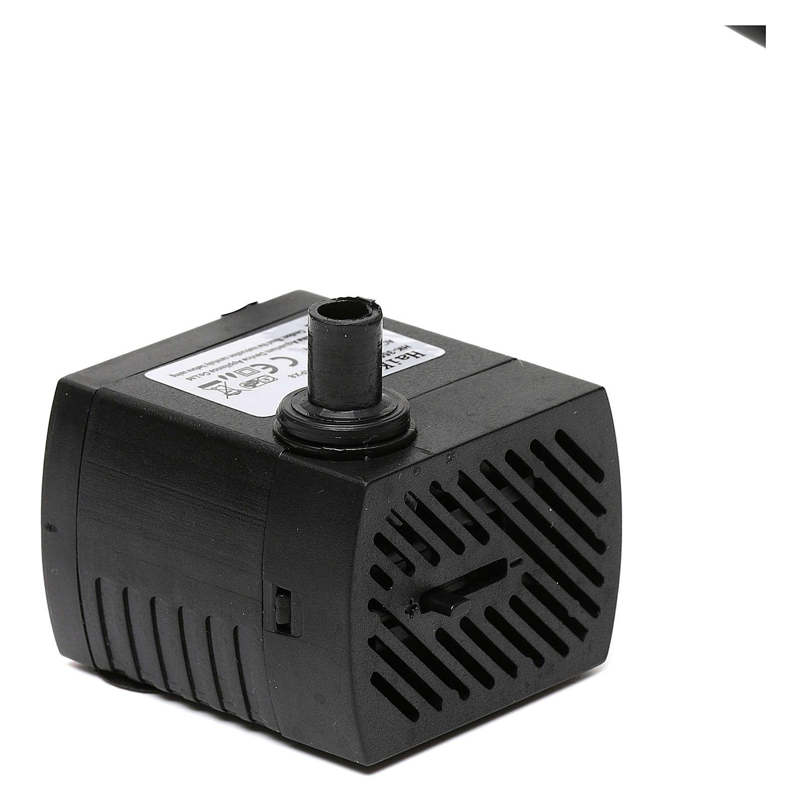 Pompa wodna szopka zrób to sam 5W 4