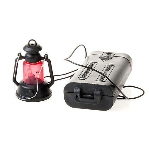 Lampion do szopki na baterie cm 4 2