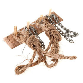 Nativity set accessory, hanger s1