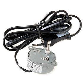 Motor eléctrico para movimentos presépio 1,2W 10 rpm s2