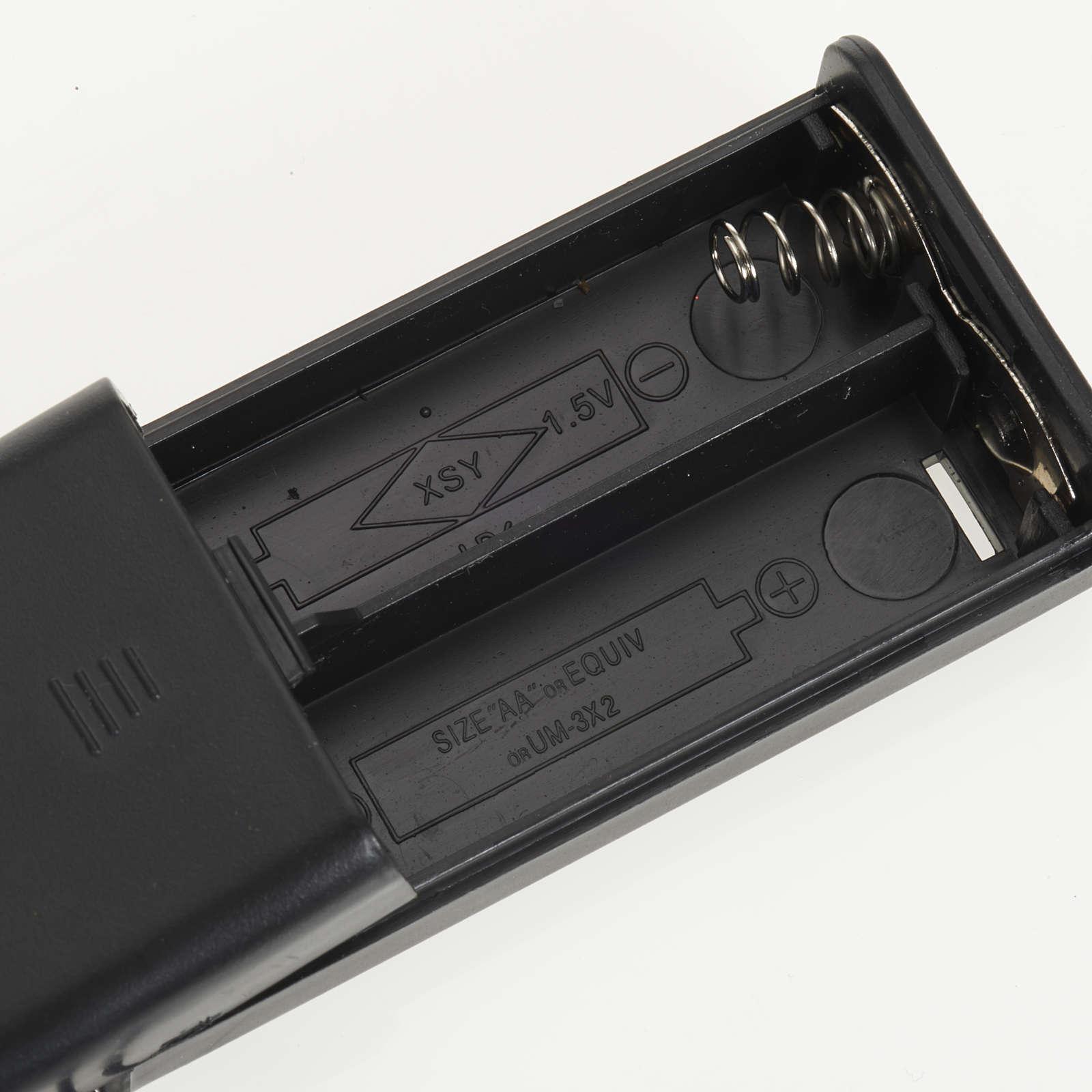 Lampe Krippe Batterien 4