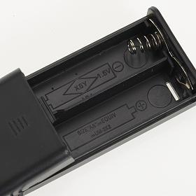 Lampe Krippe Batterien s5