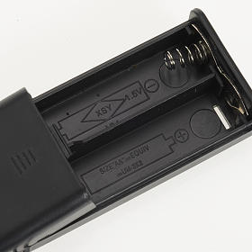 Lanterna presepe luce a batteria s5