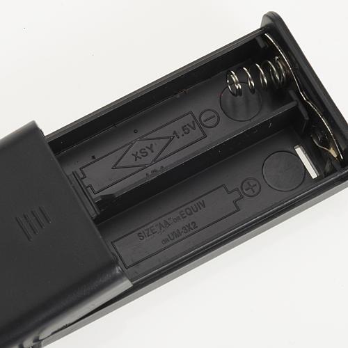 Lanterna presepe luce a batteria 5