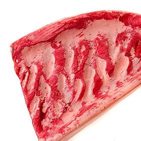 Carne para carnicería conjunto 4 piezas pesebre s2