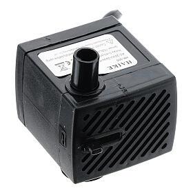Mini-pompe électrique recyclage eau 3W s1