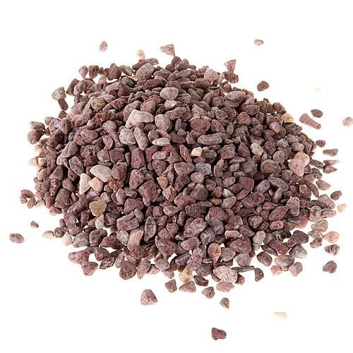 Ghiaia per presepe fai da te grano marrone 1