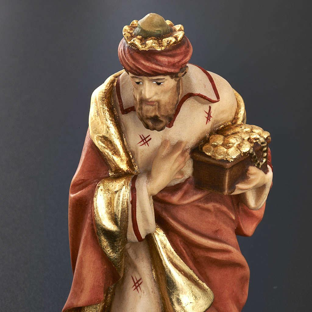 Presepe Raffaello colorato 15 cm 4