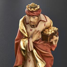 Presepe Raffaello colorato 15 cm s10