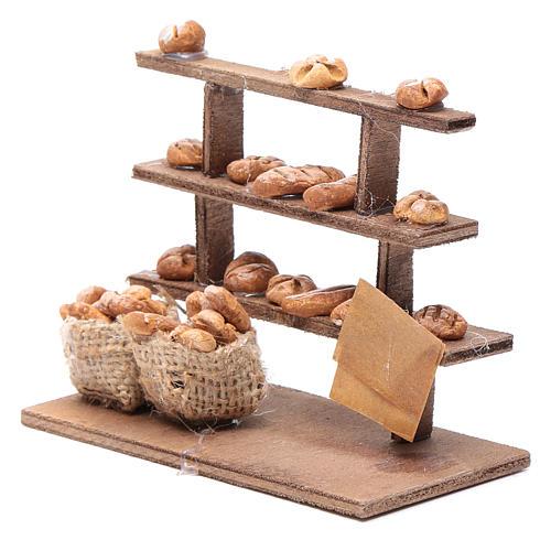 Neapolitan set accessory Shelf with bread 2