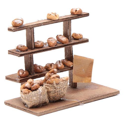 Neapolitan set accessory Shelf with bread 3